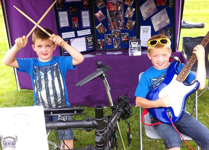 Solihull Rockshool Summer Roadshows and Carnivals 6