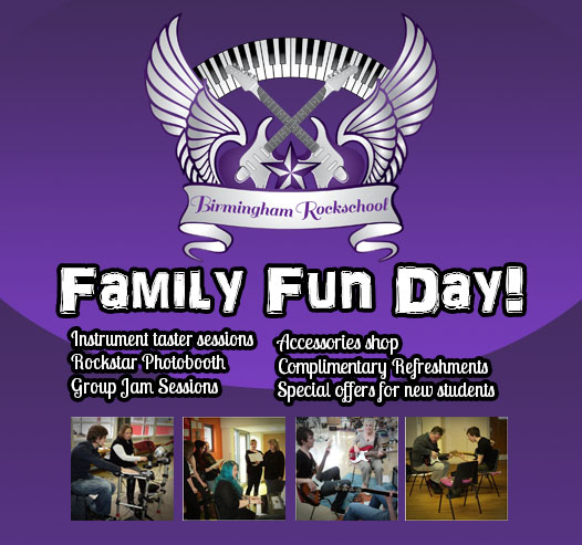 Family Fun Day square