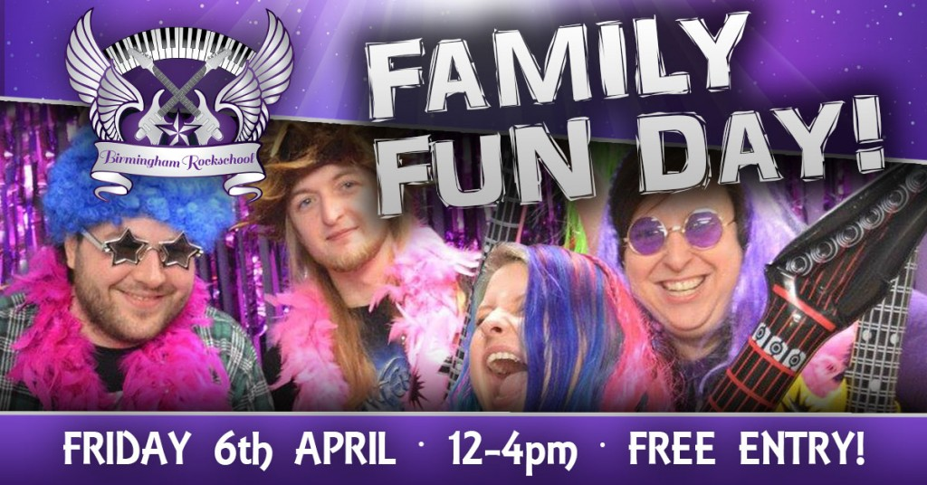 2018 Family Fun Day Event Header